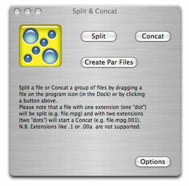 file splitter for mac