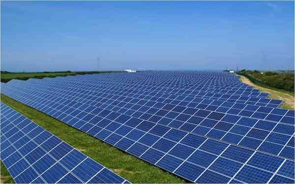 Solar Energy solar panels