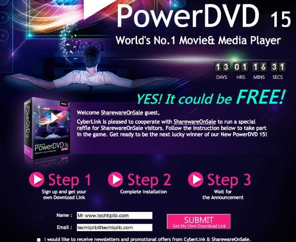 CyberLink PowerDVD 2