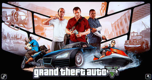 Grand Theft Auto Game