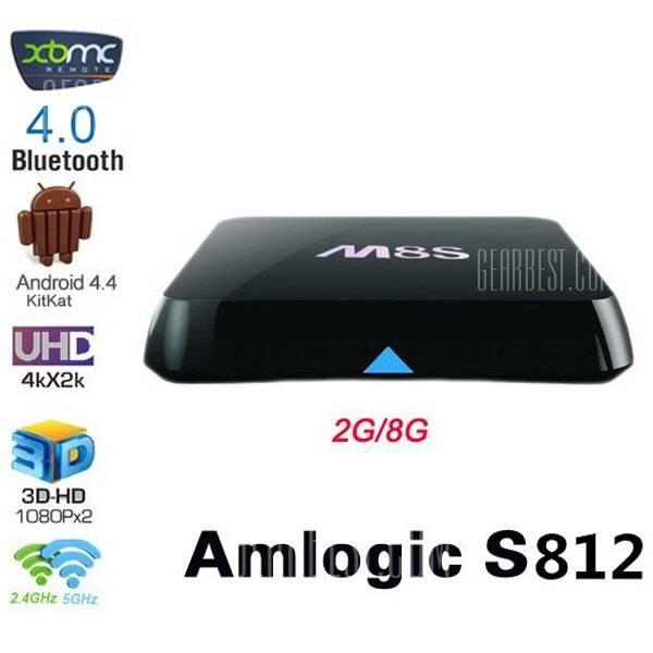 M8S 4K TV Box 1