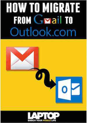 Migrate From Gmail To Outlook.com