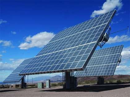 Solar technology company
