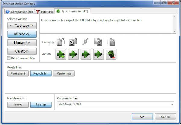 Multi-Platform Synchronization