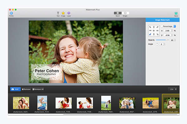 Watermark Plus for Mac