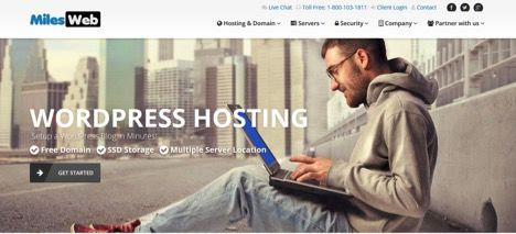 WordPress Hosting Provider