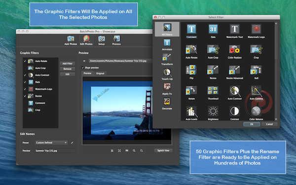 Photo Editing for mac