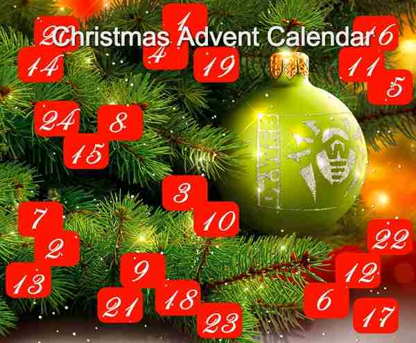 Chrismast Advent Calendar