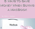 Save Money buy macbook