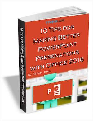 powerpoint 2016 tips