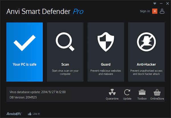 Anvi Smart Defender