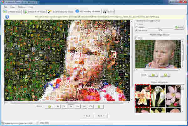 Photo Mosaic Wizard