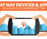 Sat Nav Devices