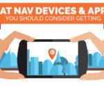 Sat Nav Devices