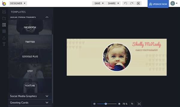 Designing Social Media Graphics