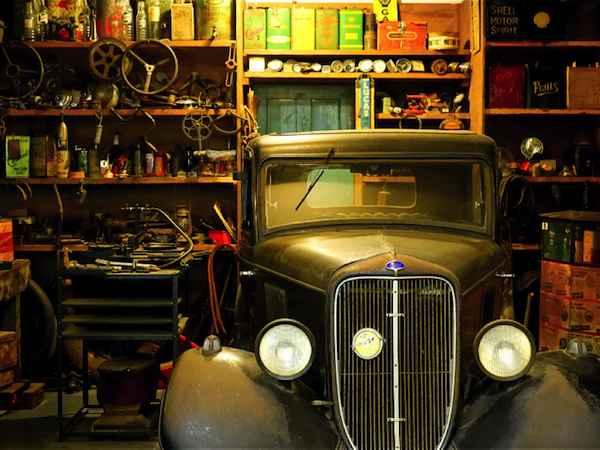 tools Home Garage