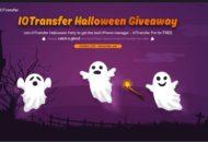 IOTransfer Halloween Giveaway